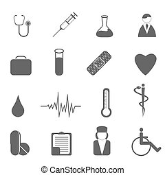 symbolen, medische gezondheid, care
