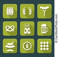 symbolen, oktoberfest