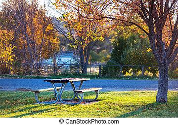 tafel, picknick