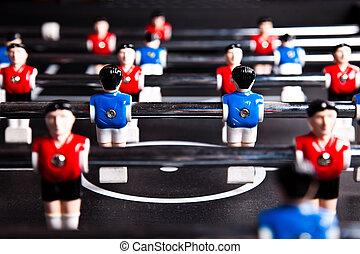 tafel, soccerball