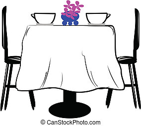 tafel, twee