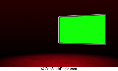 tapijt, 3, gs, rood, studio, 1, ontwerp