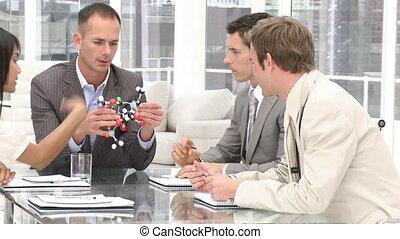 team, brainstorming, zakelijk