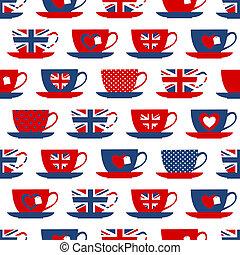 teatime, brits
