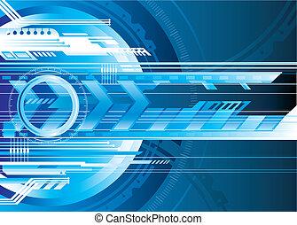 technologie, digitale
