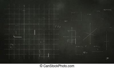 technologie, ontwerp, bord