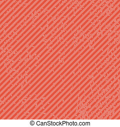 textured, retro, achtergrond, rood