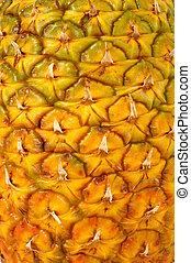 textuur, ananas