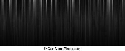 theater, ruimte, zwarte achtergrond, gordijn, kopie, toneel