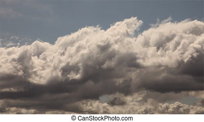 timen-afloop, rechts, &, meldingsbord, fout, groene, weg, weg, majestueus, voorbijgaand, clouds., straat