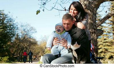 toddler, gezin