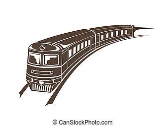 trein, moderne