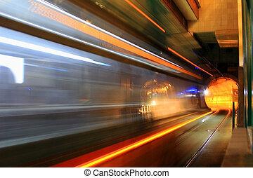 tunnel, #2, metro