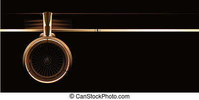 turbine, vleugel
