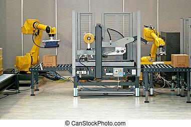 twee, robots