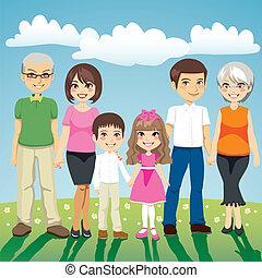 uitgebreide familie