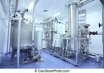 uitrusting, industriebedrijven