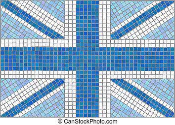 unie, blauwe , dommekracht