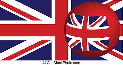 unie, bol, vlag
