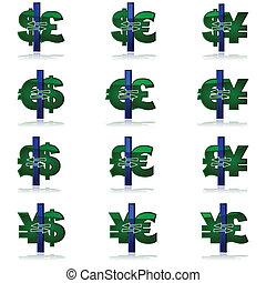 valuta, conversie