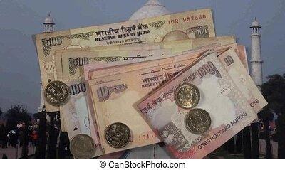 valuta, indiër