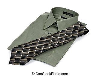 vastknopen, hemd, zakelijk