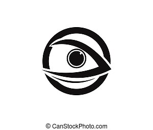 vector, logos, oog