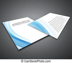 vector, presentatie, professioneel, informatieboekje , abstract, zakelijk, ontwerp, collectief, illustratie
