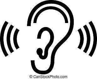 vector, symbool, oor