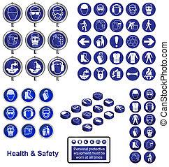 veiligheid, gezondheid