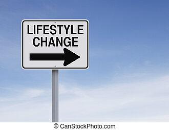 veranderen, levensstijl