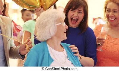 verrassing, party!, jarig