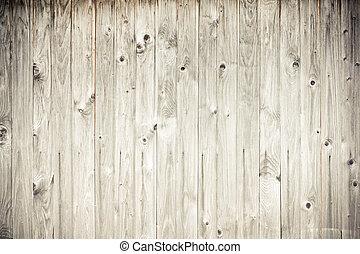 verweerd hout, plank, omheining