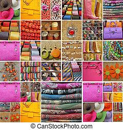 verzameling, accessoires