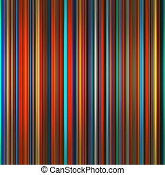 vibrant, abstract, strepen, achtergrond., kleuren, een diploma behaald