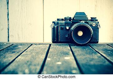 vintage fototoestel