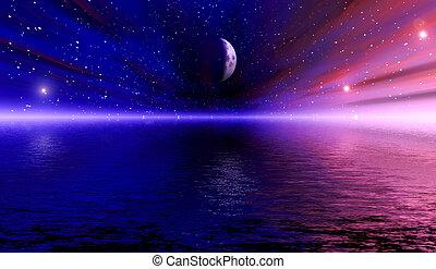 visie, ruimte