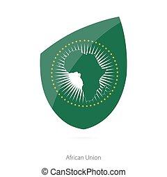 vlag, afrikaan, union.