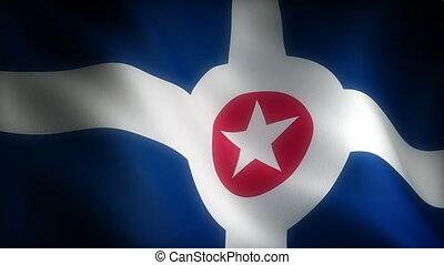 vlag, indianapolis