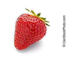 voedingsmiddelen, aardbei, fruit