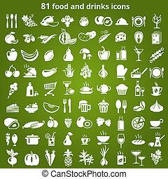 voedingsmiddelen, dranken