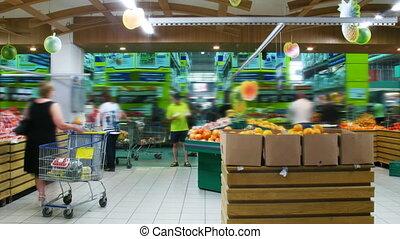 voedsel markt