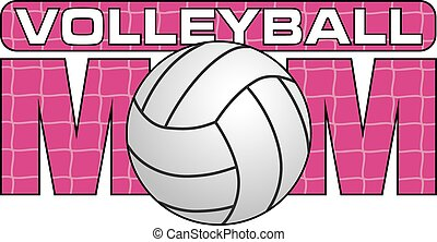 volleybal, mamma