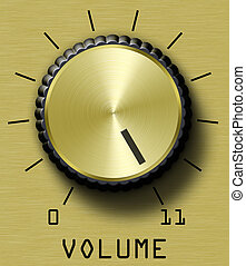 volume, goud, controle