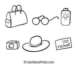 voorwerpen, gevarieerd