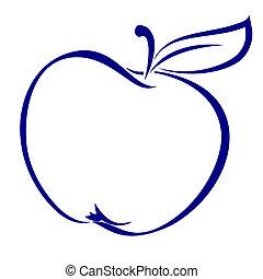 vorm, appel