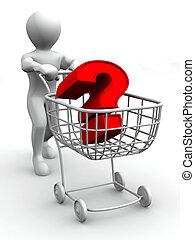 vraag, consumer's, mand