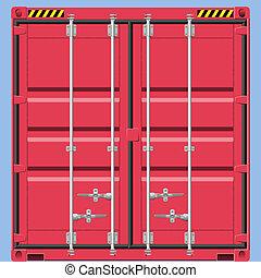 vrachtcontainer