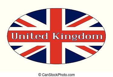 vrijstaand, verenigd, rugbybal, koninkrijk