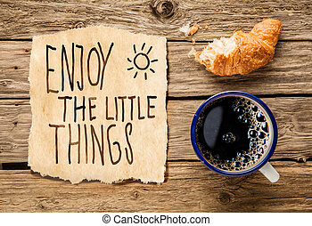 vroeg, ontbijt, inspirational, morgen
